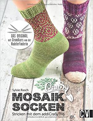 Großhandel CraSy Mosaik Socken
