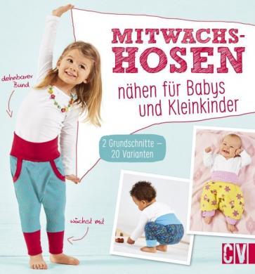 Großhandel Mitwachshosen nähen für Babys und Kleinkinder
