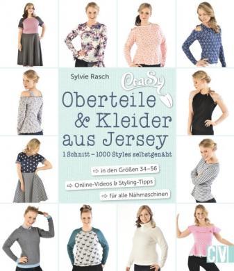 Wholesale CraSy Oberteile & Kleider aus Jersey