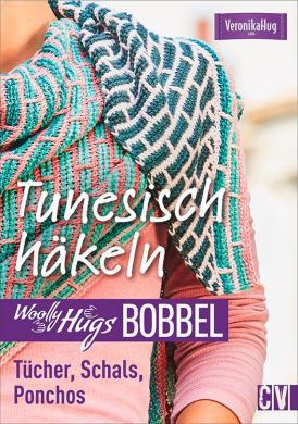 Großhandel Woolly Hugs Bobbel Tunesisch häkeln