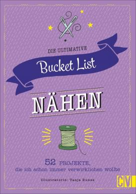 Wholesale Die ultimative Bucket List nähen
