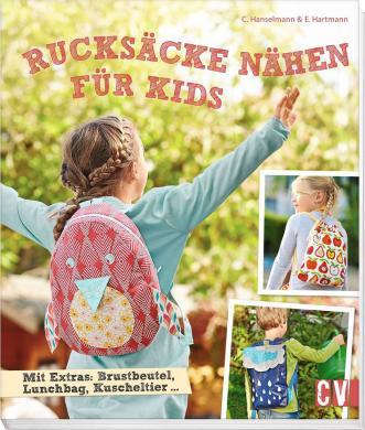 Rucksäcke nähen für Kids