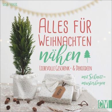 Großhandel Alles für Weihnachten nähen