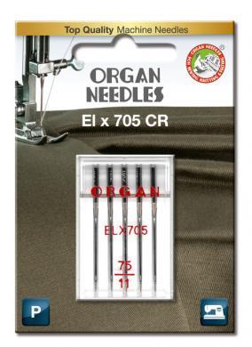Organ EL x 705 CR a5 st. 075 Blister