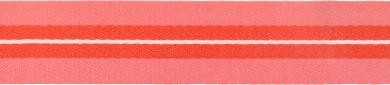 Großhandel Band 25mm gestreift