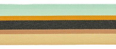 Ripsband 35mm farbig gestreift