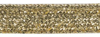 Piping Ribbon 10Mm Lurex Gold / Silver