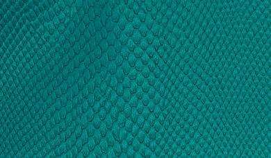 Großhandel Kunstleder-Zuschnitt Leguan Blau 66x45cm