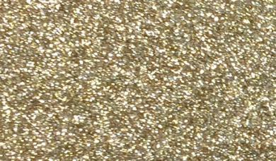 Glitzerstoff-Zuschnitt Gold 66x45cm