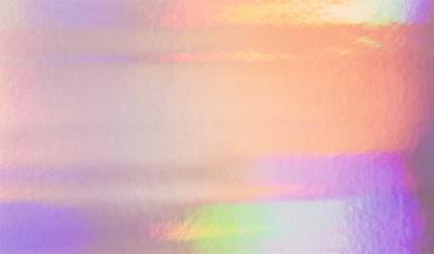 Kunstleder-Zuschnitt Holografik Rosa 66x45cm