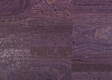 Korkstoff Surface Aubergine