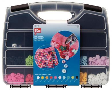 Großhandel NF Color Snaps Box 300 St. + Werkzeug-Set