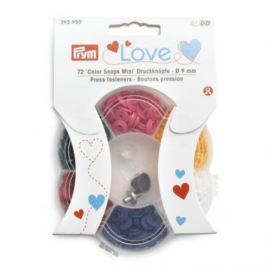 Wholesale Non-sew ColorSnaps Mini set