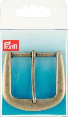 Großhandel Gürtelschnalle 40 mm altmessing matt