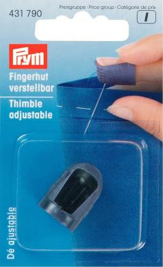 Fingerhut verstellbar