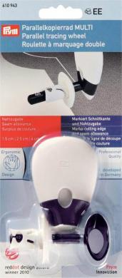 Großhandel Parallelkopierrad Multi ergonomic