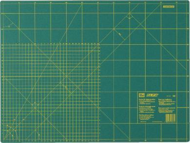 Cutting mat 45x60 f rot cutter cm/inch