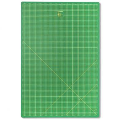 Großhandel Schneideunterlage cm/inch-Einteilung 90 x 60 cm