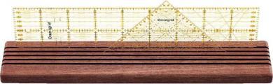 Großhandel Ruler Rack - Lineal Organizer Holz