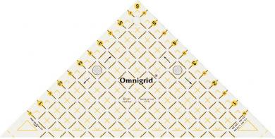 Großhandel Flottes Dreieck 1/2 Quadrat inch