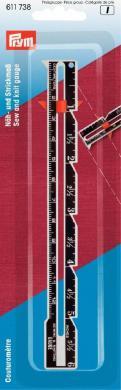 Näh- und Strickmaß cm / inch