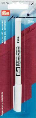 Markierstift permanent 2mm schwarz