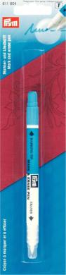 Mark and erase pen turquoise         1pc