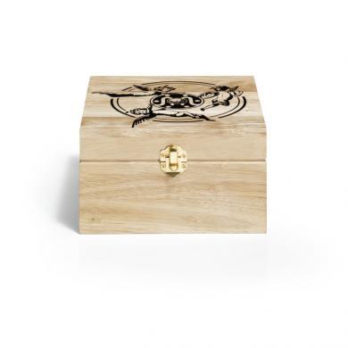 Großhandel Sortimentbox Holz Motiv Engel