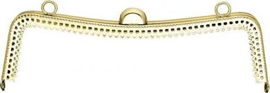 Großhandel Taschenverschluss Scarlett goldfarbig