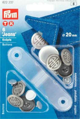 Großhandel NF-Jeans-Knöpfe