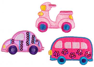 Wholesale Motif Assortment 3x2 vehicle