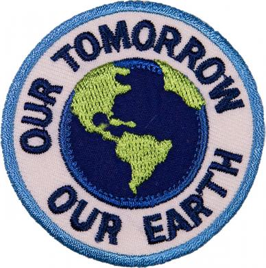 Großhandel Applikation Our Tomorrow Our Earth