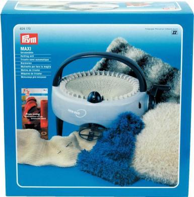 Strickmühle Maxi blau
