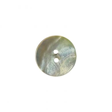 Button 2-hole Mother Of Pearl 23mm
