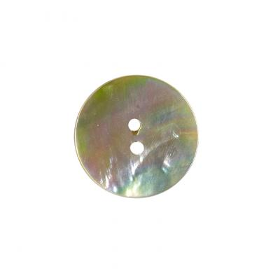 Button 2-hole Mother Of Pearl 28mm