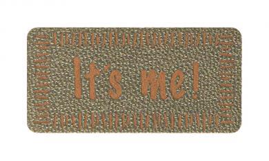 Motif It's me! Silvergrey