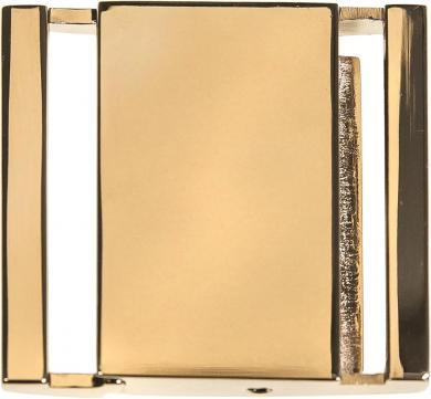 Großhandel Gürtelschließe 40mm gold