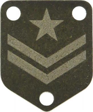 Großhandel Zierteil Military