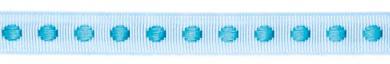 Ripsband Dots 10mm