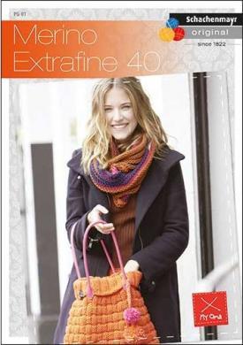 Schachenmayr original booklet No.005 Merino Extrafine