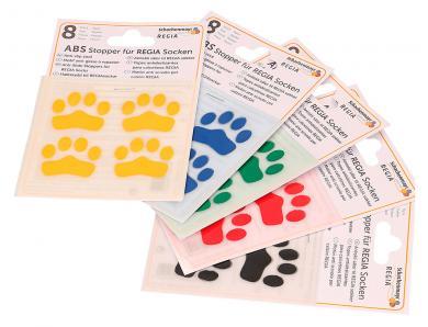 ABS Aufbügelstopper für Socken