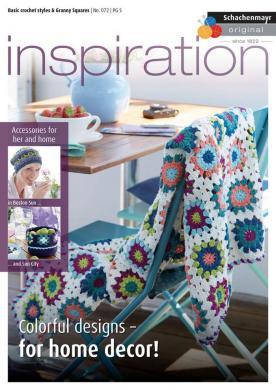 Inspiration No. 072 Basic crochet styles & Granny Squares