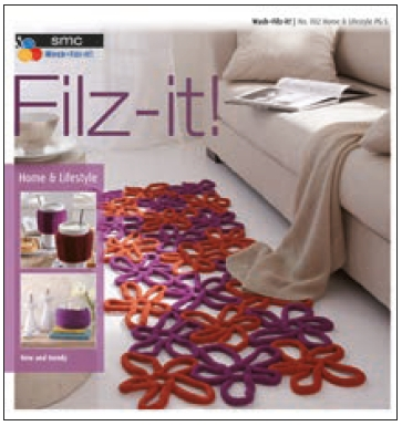 Designheft Filz-it! Nr.002