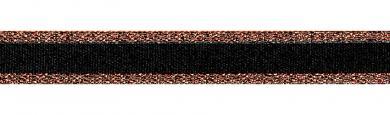 Großhandel Band Winter Stripe 10mm