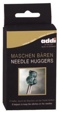 Mesh Bears For Pointed Knitting Needles