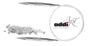 Circular Needles Addiart Diamond 80cm 10