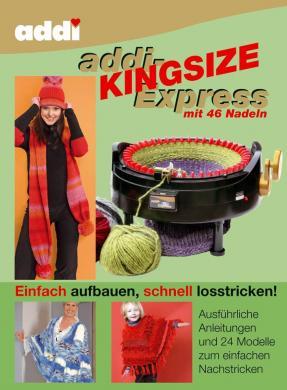 Addi-Express Buch Kingsize