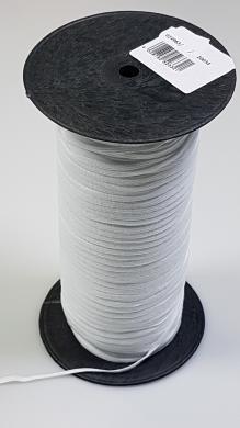 flat elastic roll