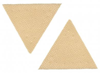 Wholesale Motif triangle beige