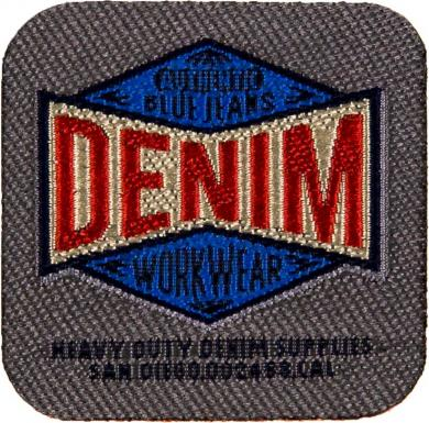Applikation DENIM